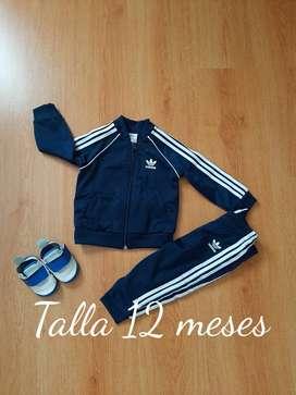 Buzo Adidas para Bebé