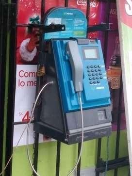 Telefono Publico para VOIP