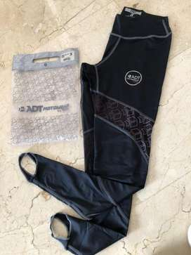 Legging pants Adt motowear mujer