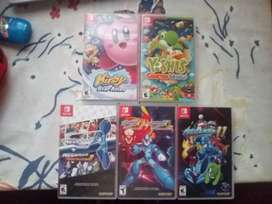 Juegos Switch, Wii, GameCube