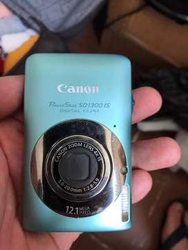 Camara Canon SD 1300 IS