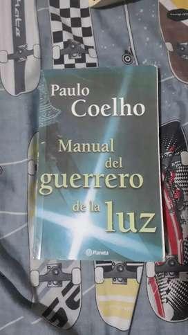 """""""Manual del guerrero de la luz"""" libro de Paulo Coehlo"""