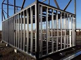 Construcción estructuras metalicas