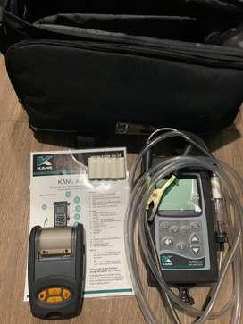 Analizado de gases portatil automotriz, NUEVO