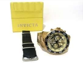 Reloj Invicta Cronografo Trinity