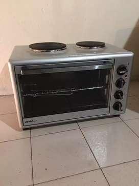 Horno eléctrico/cocina