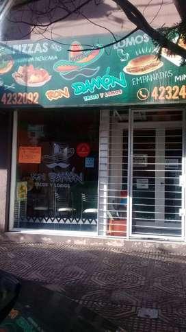 FONDO DE COMERCIO-Negocio gastronómico. excelente ganancias