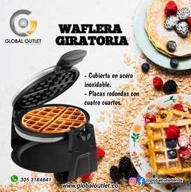 WAFLERA GIRATORIA WAFLES