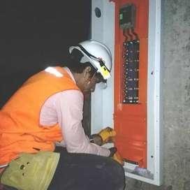 Técnico Electricista industrial domiciliario,instalaciones en general