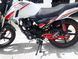 Se vende Daytona Zero 150cc