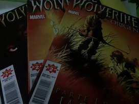 Wolverine Origen.. Comics