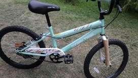 Vendo Bici Nueva