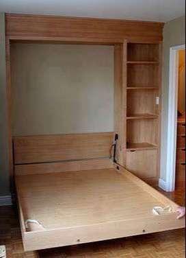 SOY instalador  de puertas, techos, pisos en madera CASAS , REFORMAS
