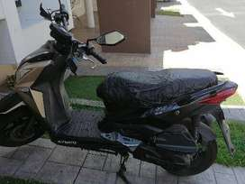 Moto urban 125