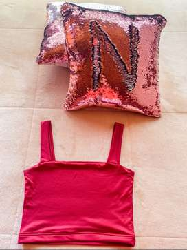 Catálogo de Tops y blusas básicas para mujer de excelente calidad y precios cómodos Para ti !