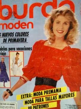 BURDA    Revista de moda en español