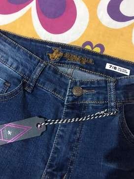 Pantalones polo club