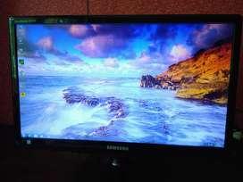 Liquido Urgente!! Monitor Led Samsung Widescreen 19 Syncmaster Sa100