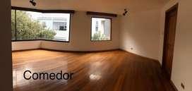 Departamento amplio de 3 dormitorios y estudio, Quito Tennis!