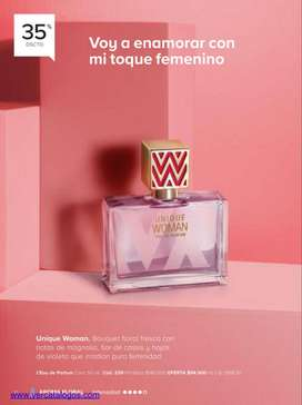 Perfume Woman de Yanbal Original 50ml