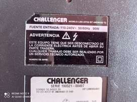 Tarjeta única 43T22bt challenger