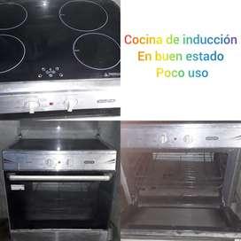 Cocina de inducción