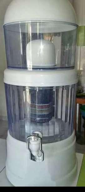 Filtro purificador de agua portátil