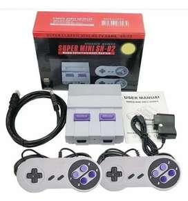Consola mini Nintendo 821 juegos
