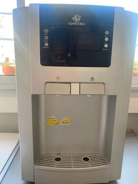 Dispenser de agua conectado a Red sin uso de  bidon