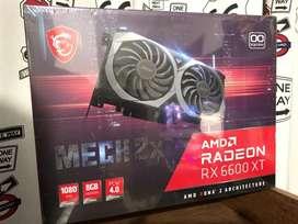 Msi Radeon Rx 6600XT 8gb GDDR6