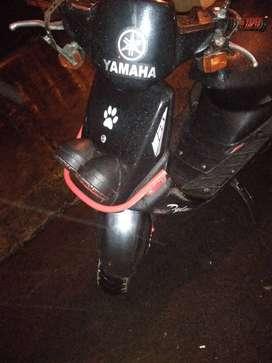 MOTO BWS 100 MOD 2006