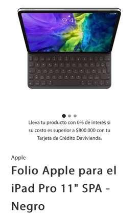 Vendo Folio iPad 11 Pro (De segunda)