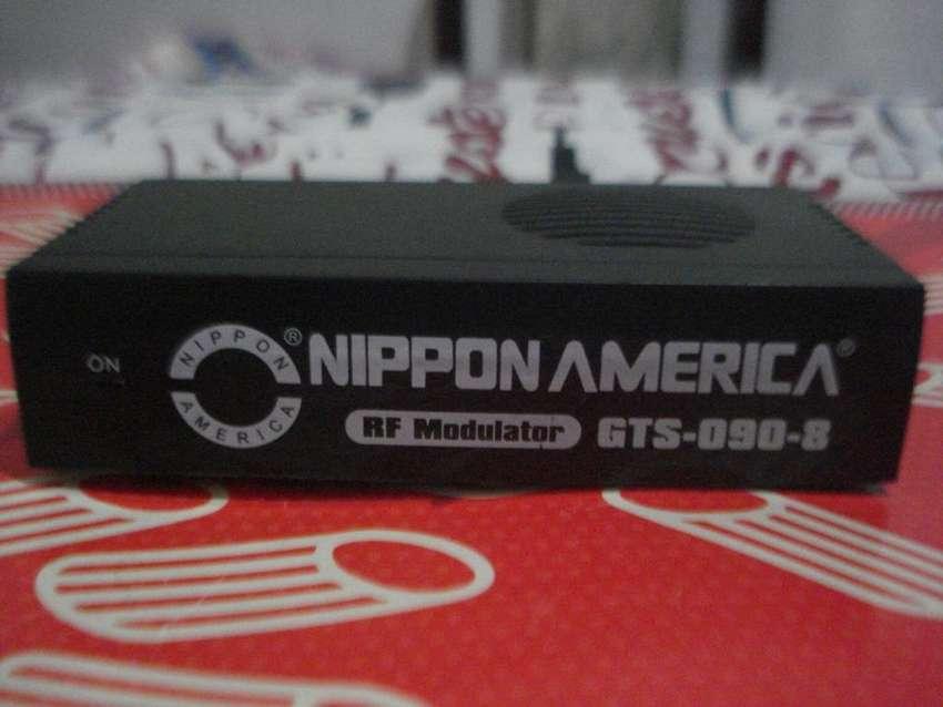 Modulator Rf Nippon America Gts0908 Con Transfo A 220w Exc 0
