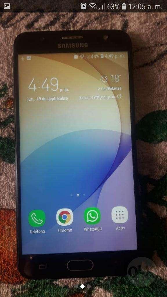 Samsung J7 Prime Liberado Urgente 0