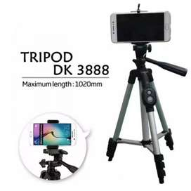 Trípode Bluetooth 1.02 Mt Soporte Celular / Camara Tienda