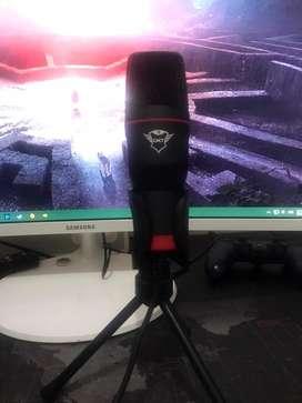 Microfono USB trust GTX 212 Mico