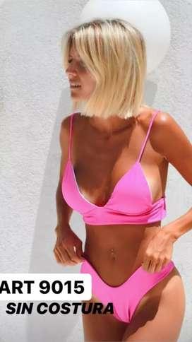 Bikini sin costura tipo top