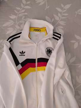 Chaqueta Adidas Original Alemania Mundial 1990