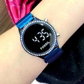 Relojes femeninos 0513 fossil envio gratis