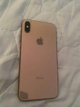 Iphone xs max 256gb dorado como nuevo