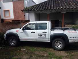 Se vende camioneta mazda bt50