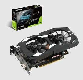 Tarjeta de vídeo GTX Geforce 1660 Ti 6GB
