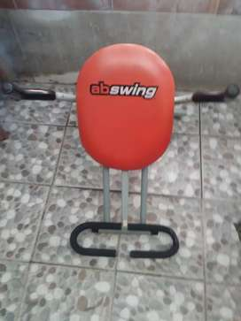 Maquina abdominal abswing