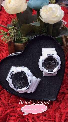 reloj para parejas