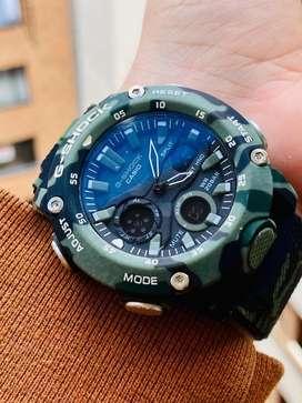 Relojes Casio G Shock Camuflado Verde Negro Envio Gratis Recibimos Todos Los Medios De Pago