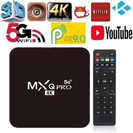 Tv Box Mxq Pro 2 Gb De Ram Y 16 Gb De Almacenamiento Wifi 5g CC Monterrey local sotano 5