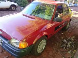 vendo Ford escort motor audi excelente mecánica