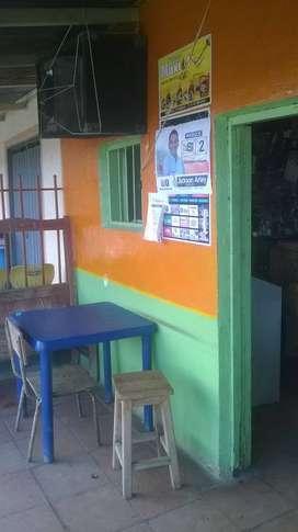 casa con local comercial en palo gordo ragonvalia norte de santander