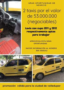 Dos taxi atos