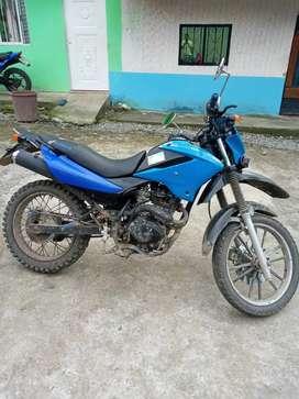 En venta linda moto